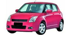 CCFL ANGEL EYES KOPLAMPEN SUZUKI SWIFT ZWART
